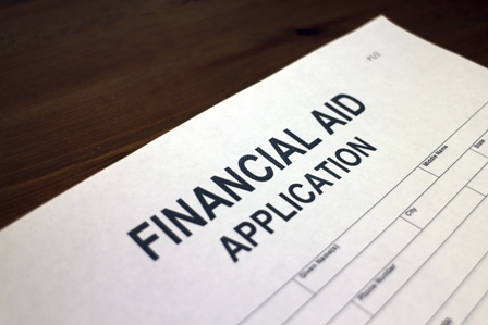 Beauty School Financial Aid Application