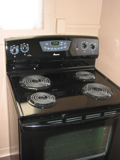 Stove For LaJames Beauty School Dorms